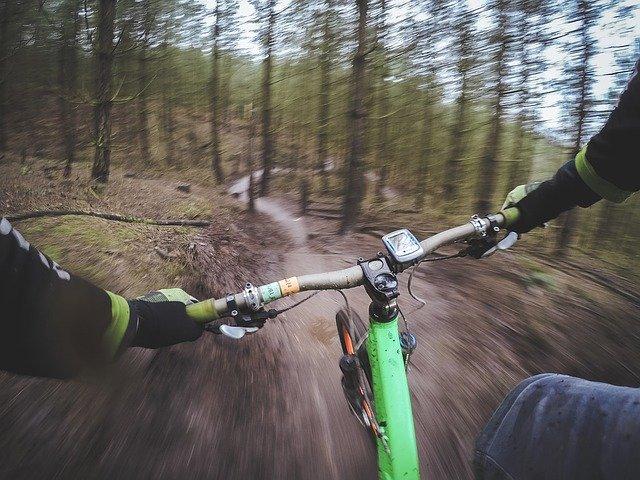 hegyi kerékpár
