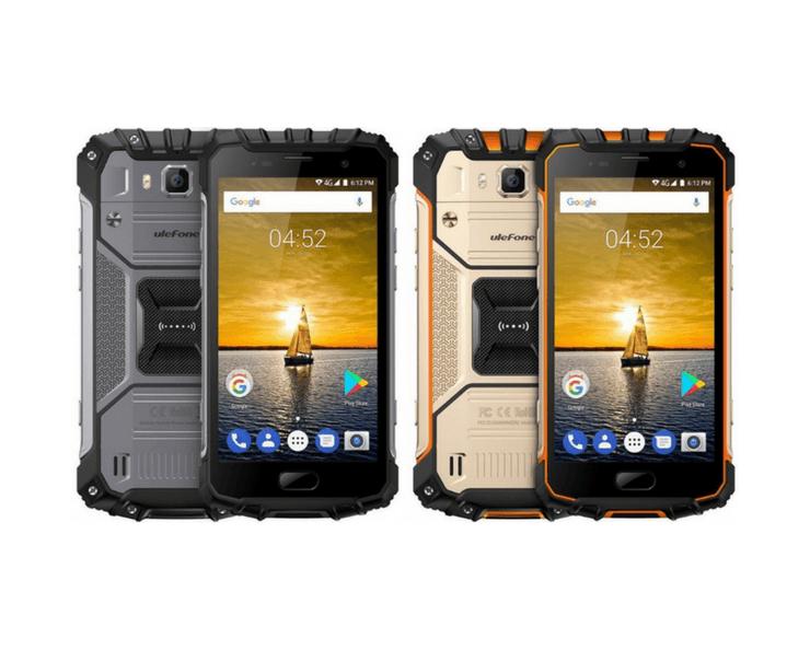 Legjobb ellenálló (outdoor) telefonok 2
