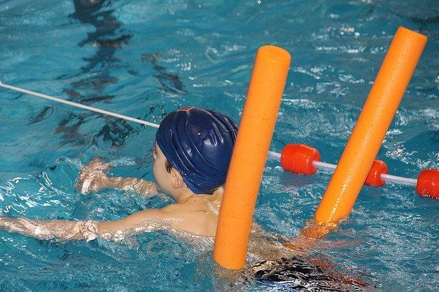 Különösen a gyerekek, de a szülők is értékelik a felszíni medencét