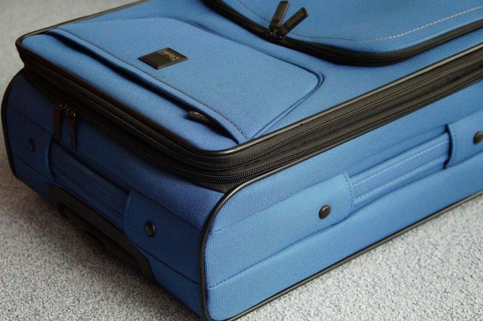 Textil bőröndök