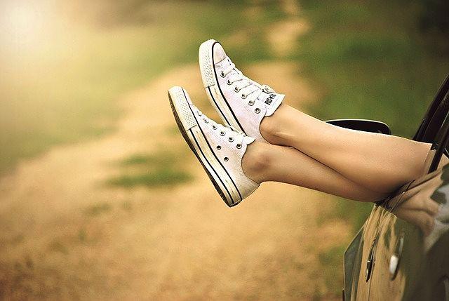Borotvált lábak