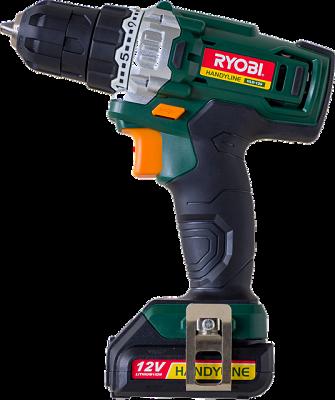 akkumulátoros fúrók Ryobi