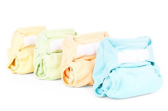 Textil pelenkák