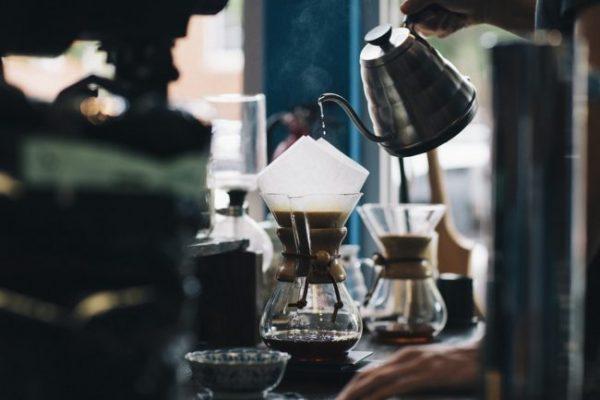 filteres kávéfőző teszt