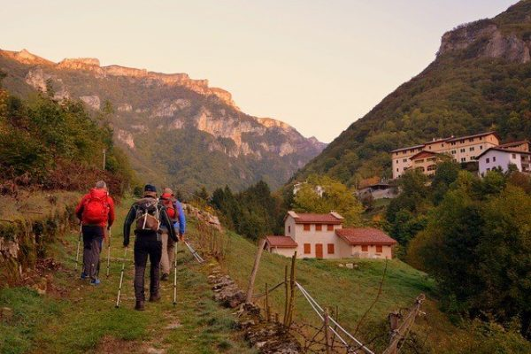 Nordic walking-, trekking- vagy túrabotok